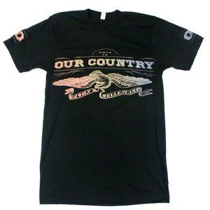 John Mellencamp Our Country Rainbow Eagle Tee - S